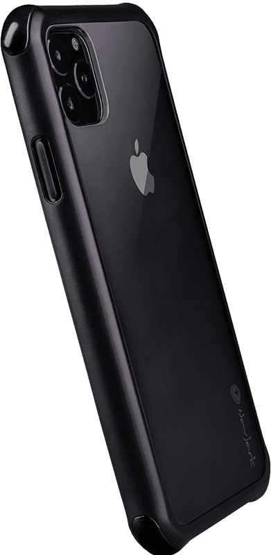 NavJack Germproof Series iPhone 11 Case - Black
