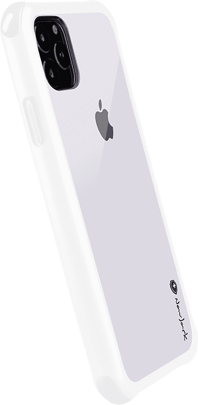 NavJack Germproof Series iPhone 11 Case - White
